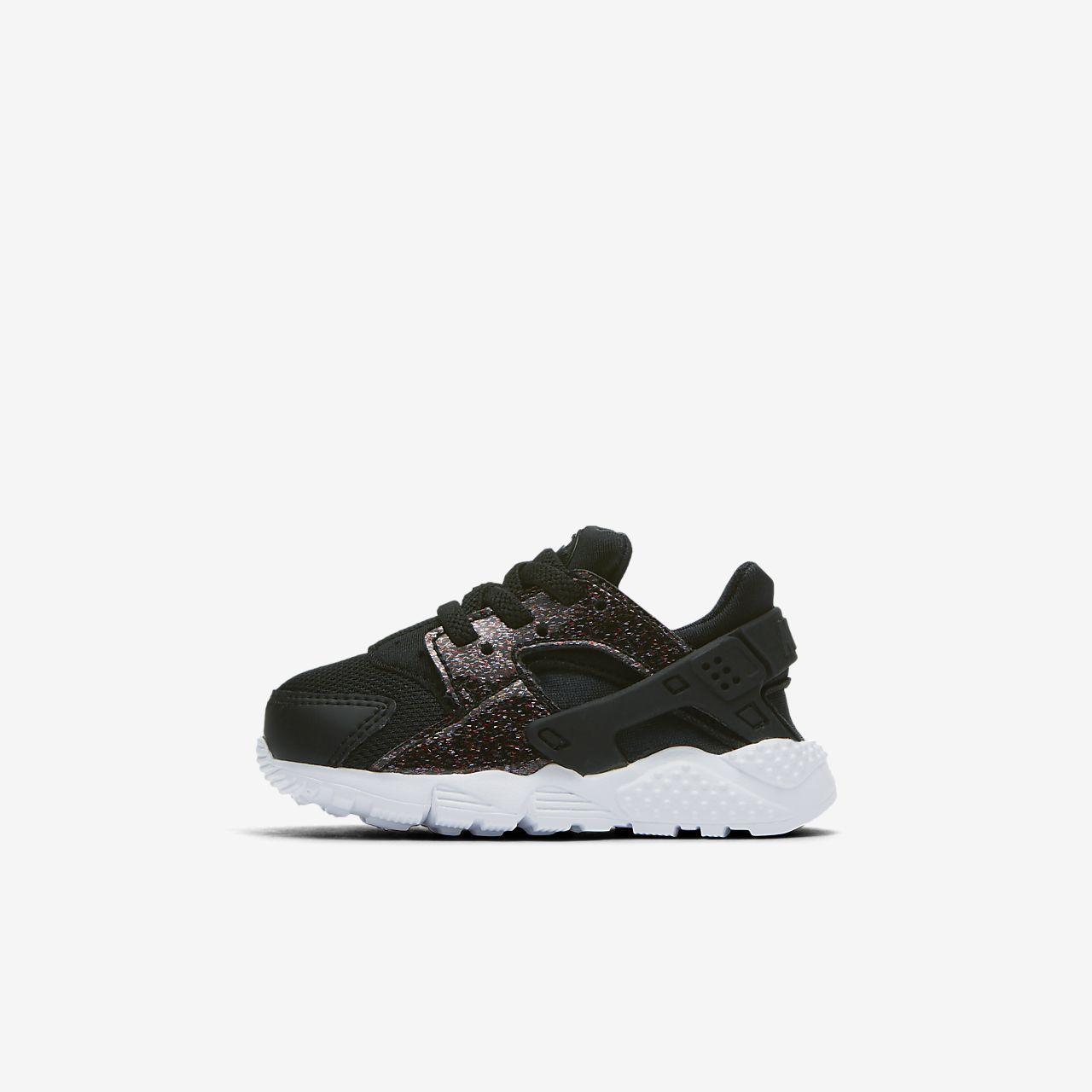 5b99c5295af5 Nike Huarache Infant Toddler Shoe Size 9C (Black)