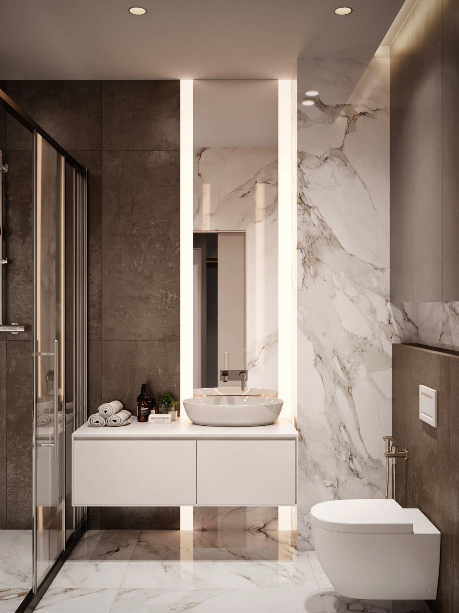 Terrific > Elegant Bathroom Designs 2013 xoxo | Modernes ...