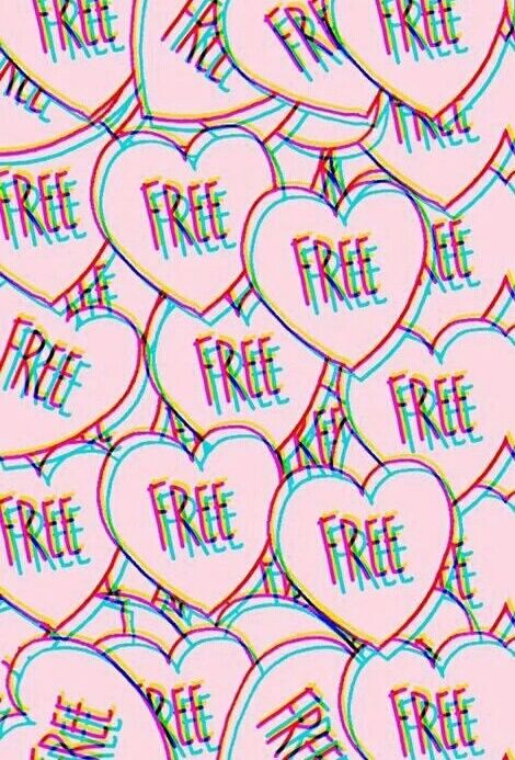 Immagine di free, wallpaper, and pink