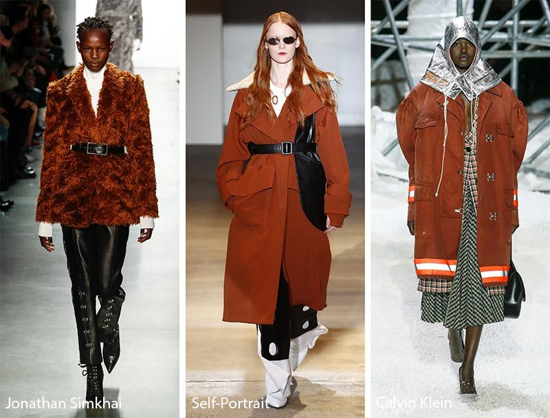 Fall/ Winter 2018-2019 Color Trends | Trends 2018 ...