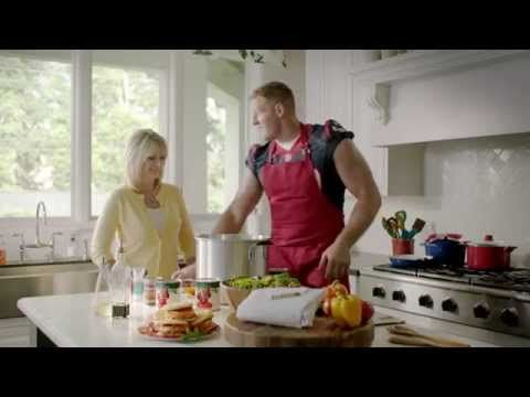 """the grocery store actually titled this commercial """"Primo Kitchen"""""""
