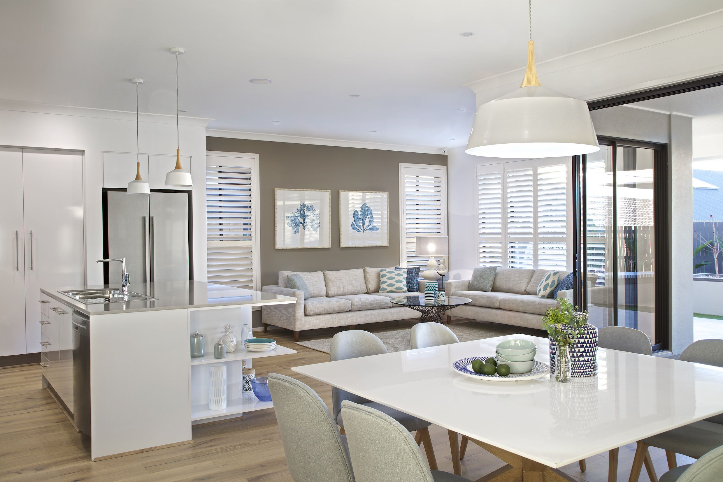 Newhaven 27 | Open plan living, Open plan and Kitchens