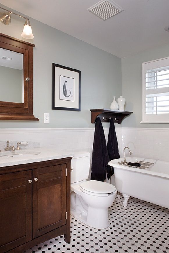 Really nice bungalow bath remodel. Denver Bathroom Remodel ...