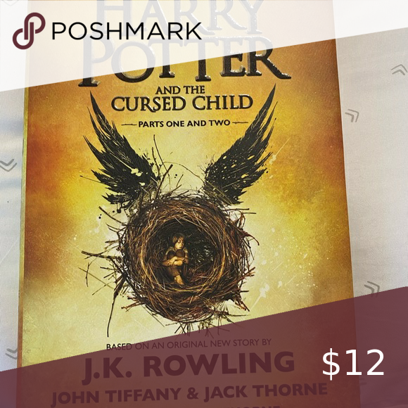 Harry Potter Book Never Opened Or Read Cursed Child Book Office Notebooks Journals In 2020 Harry Potter Book Harry Potter Potter