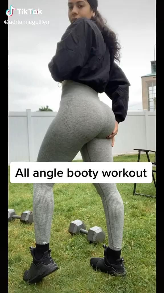 All Angle Booty Workout