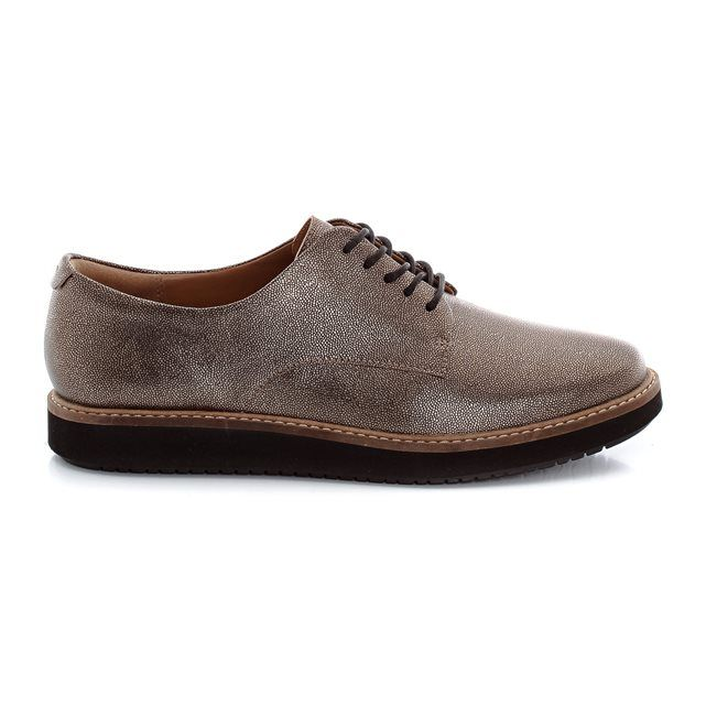 Glick Darby Lace Up Leather Derby Shoes CLARKS   Style in