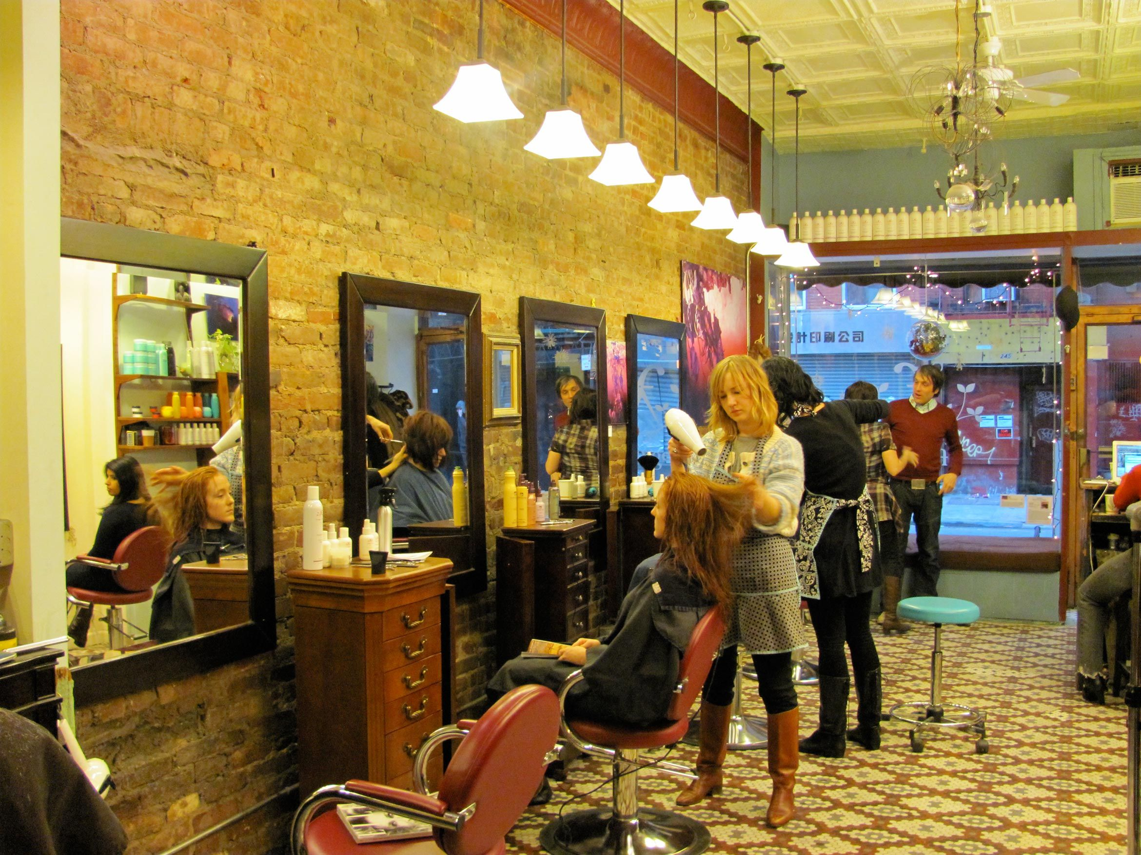 Fringe Salon Nyc Listed As Best Salon In Instyle 85 Cut Best
