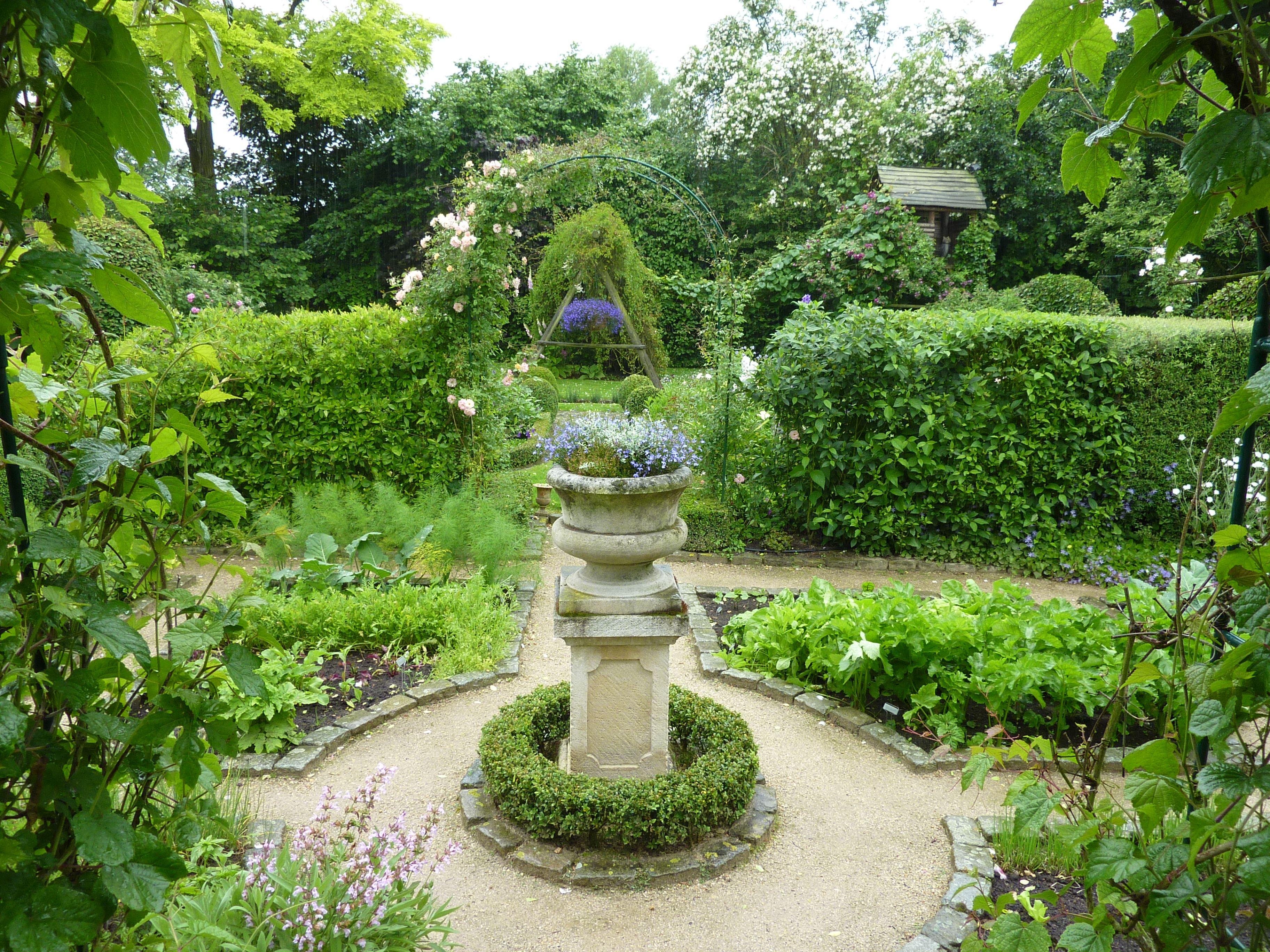 Gemusegarten Gartenreise Holland Jardim