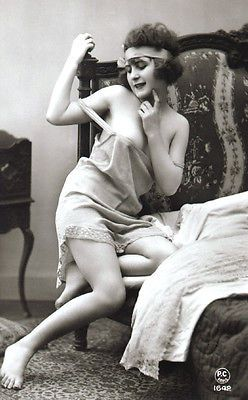 Edwardian and victorian erotica