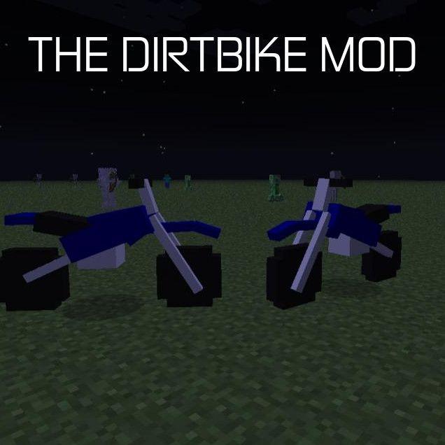 The Dirtbike Mod Mod 1 14 4 1 13 2 1 12 2 1 11 2 1 10 2 1 8 9 1 7 10 Minecraft Modpacks Minecraft Mod Minecraft Modpacks