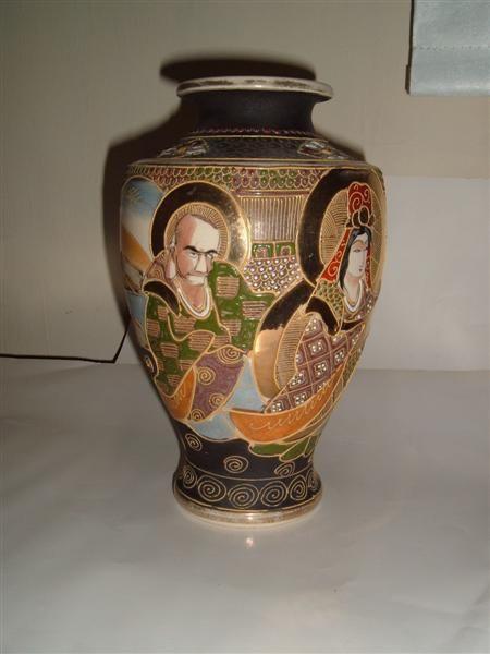 Pottery vintage satsuma Satsuma Pottery