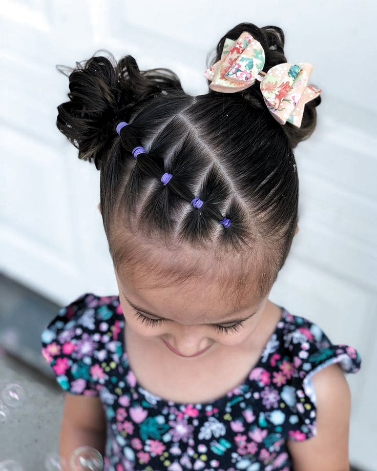 14 Peinados bonitos para ninas faciles