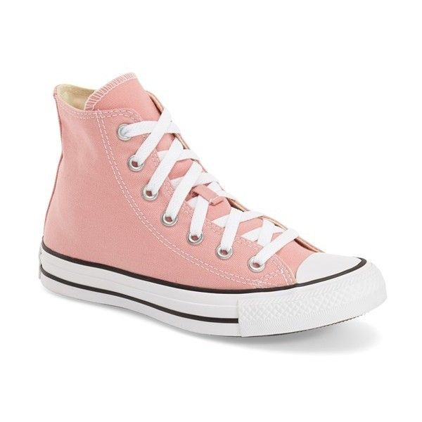 Converse Chuck Taylor All Star 'Seasonal Hi' Sneaker ($60) ❤ liked on