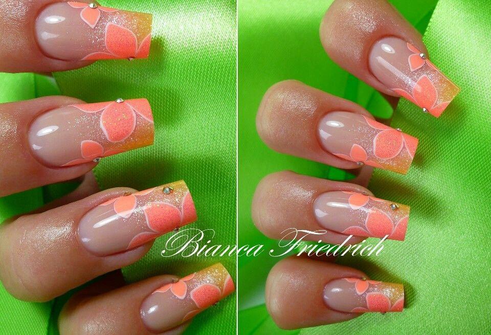 Bianca F. #nailart #nails - Repinned by www.naildesignshop.nl | UÑAS ...