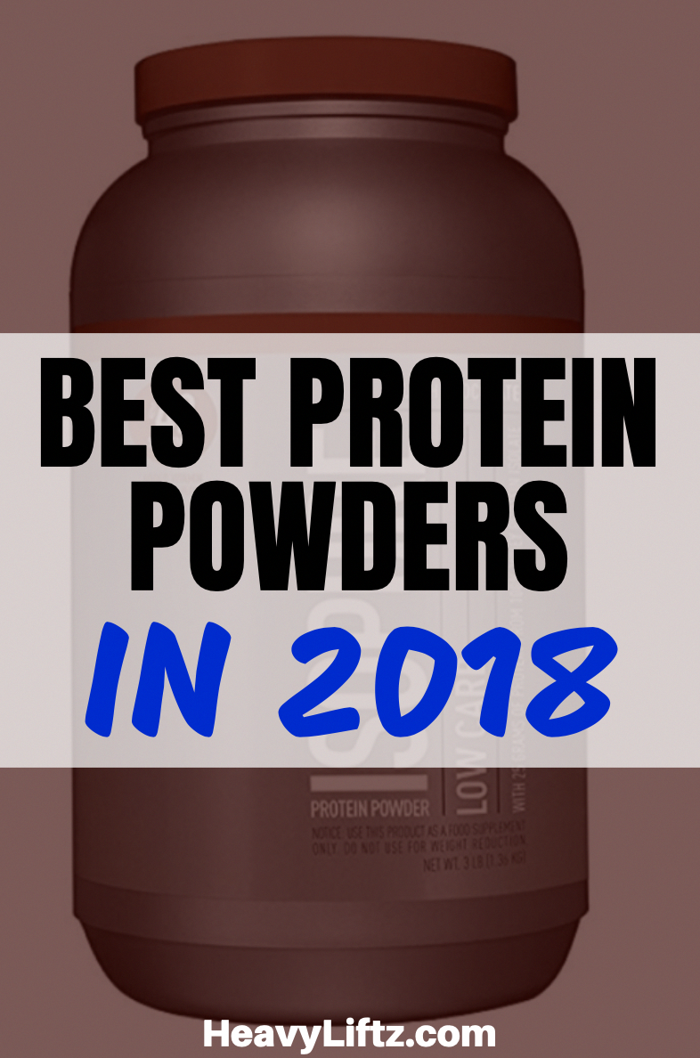 Best Whey Protein Powders in 2018 #fitness #gym #muscle #exercise #workout #mensfitness