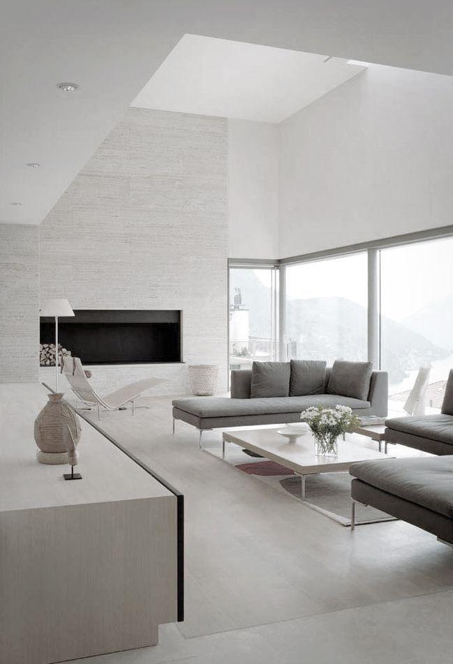 17 Modern Interior Design Ideas For Family Homes  Living Room Fair Living Room Minimalist Design Decorating Inspiration