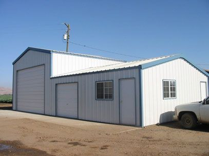 Metal Building Kits By Versatube Building Systems Garage