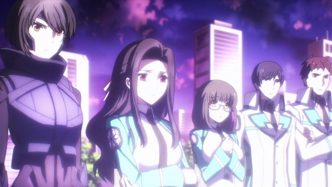 Mahouka Koukou No Rettousei Episode 26 Anime Kanon Musaigen No