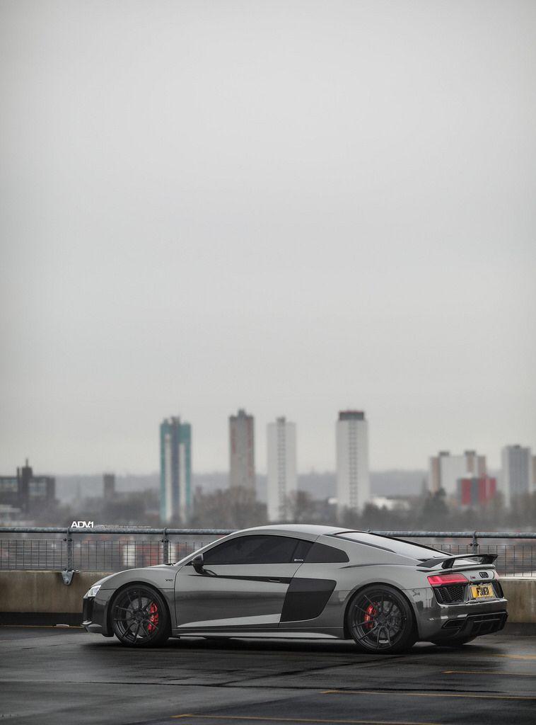 Black Chrome Audi R8 V10 Adv 1 Adv5 0 M V2 Cs Series Wheels In 2020 Audi Audi R8 Audi R8 V10