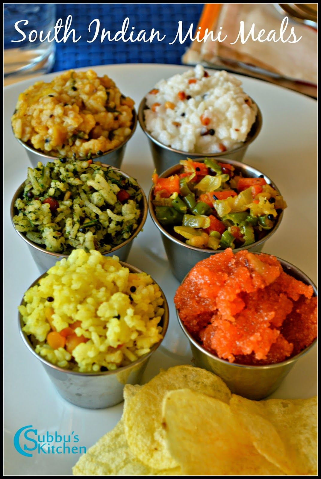 South Indian Lunch Menu 14 Southindian Mini Meals Kesari
