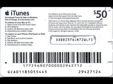 free itunes redeem codes free itunes gift card codes 2020