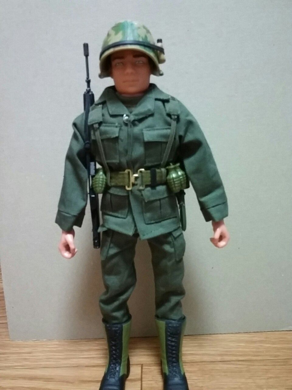 21st century toys ultimate soldier us army infantry ...