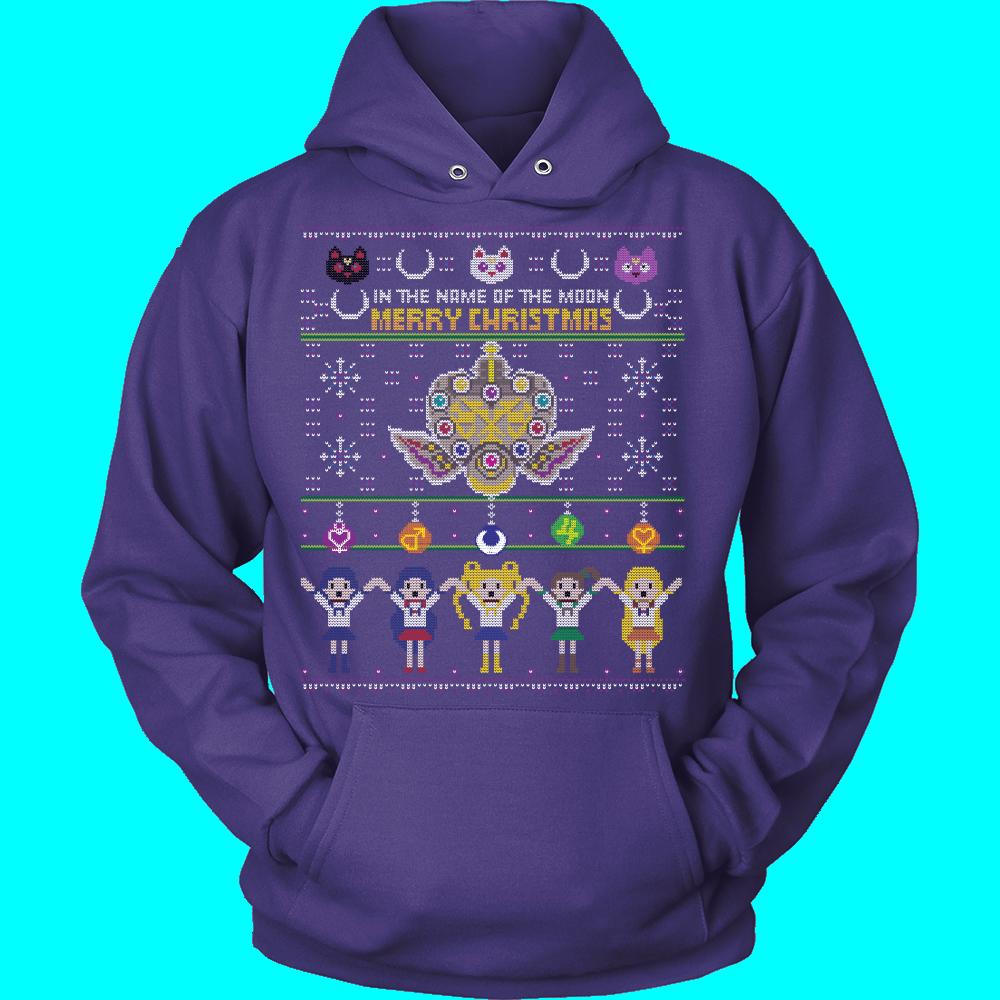 Sailor Moon Christmas Sweater.Sailor Moon Christmas Sweater Style Want Christmas