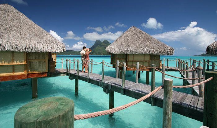 9 Day Moorea Bora Bora Pearl Getaway From 2999 Pearl Beach Resort Overwater Bungalows Beach Resorts