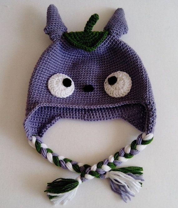 Totoro Crochet Hat Pattern Choice Image Knitting Patterns Free
