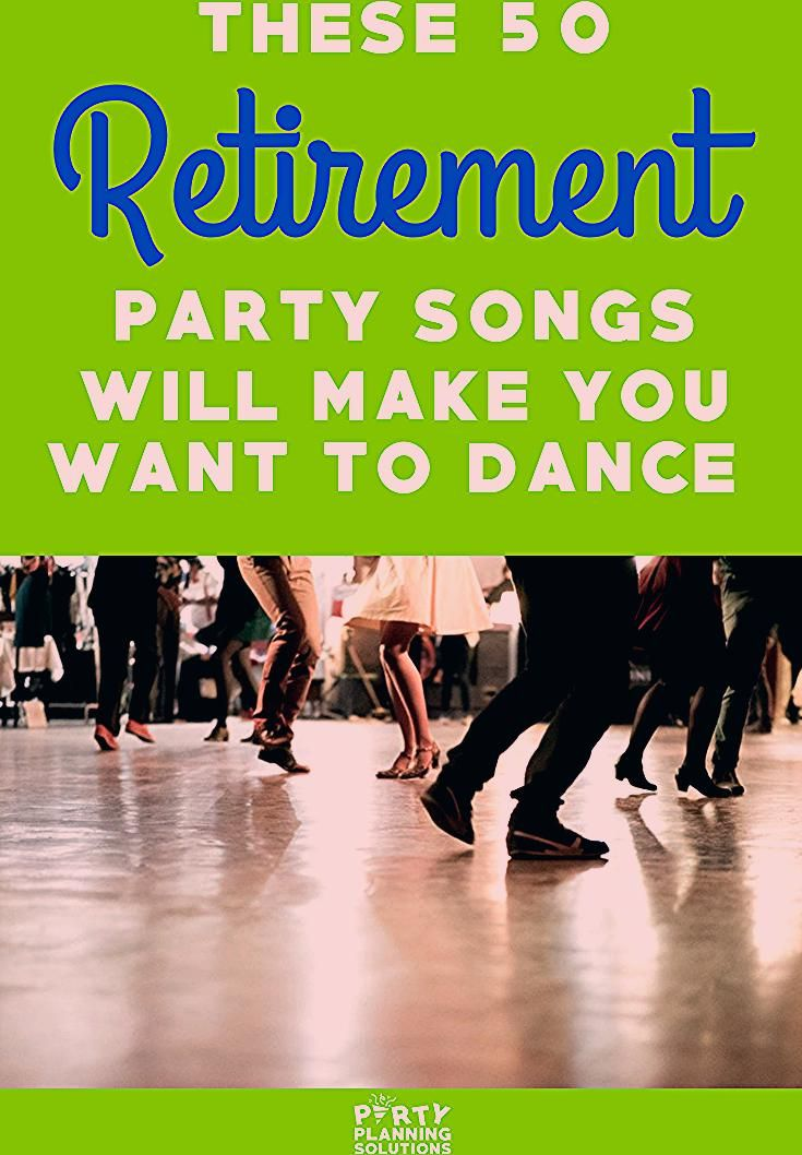 Photo of These 50 Retirement Party Songs Will Make You Dance