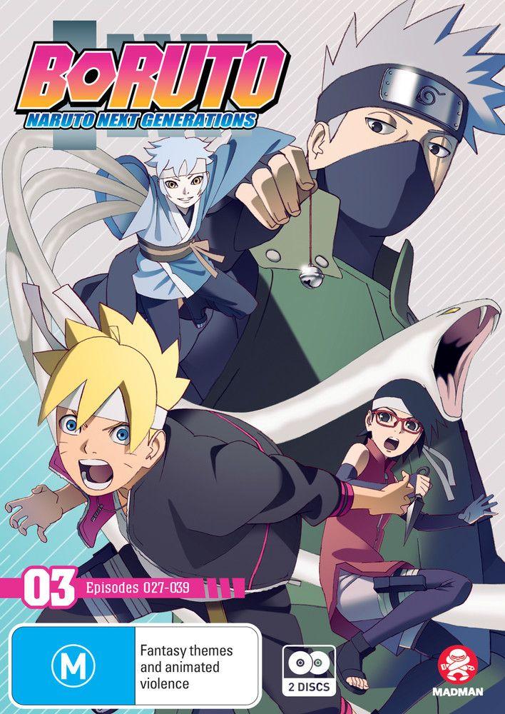 Manga Boruto Episode 39 : manga, boruto, episode, Anime