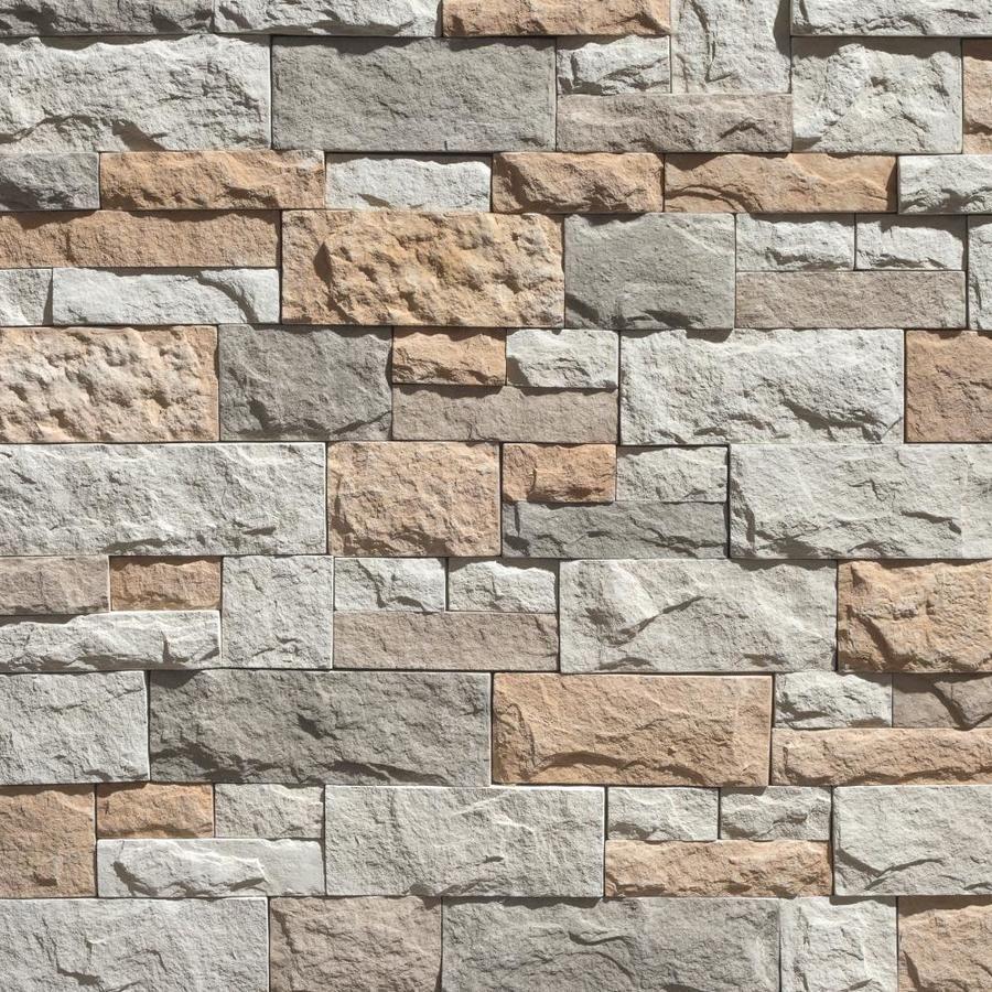 LiteStone Flat Himalaya 8 sq ft 8.0 Square ft Mixture of