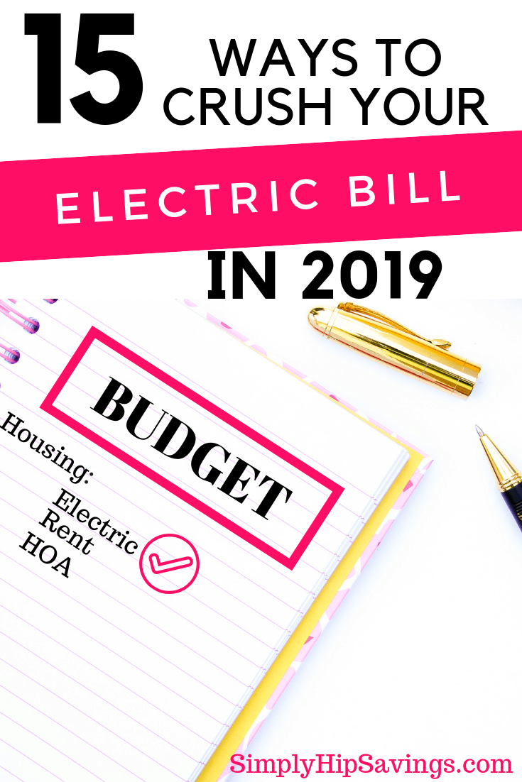 Top 15 Ways to Reduce Electricity Bills | How to Budget