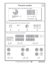 Image Result For Quantitative Reasoning Worksheet 4th Grade Math Worksheets Fractions 4th Grade Math