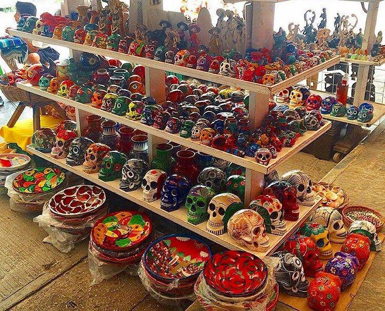 Mercado 28 Market 28 Cancun Mexico Souvenirs Cancun Mexico Mexico Souvenir Cancun
