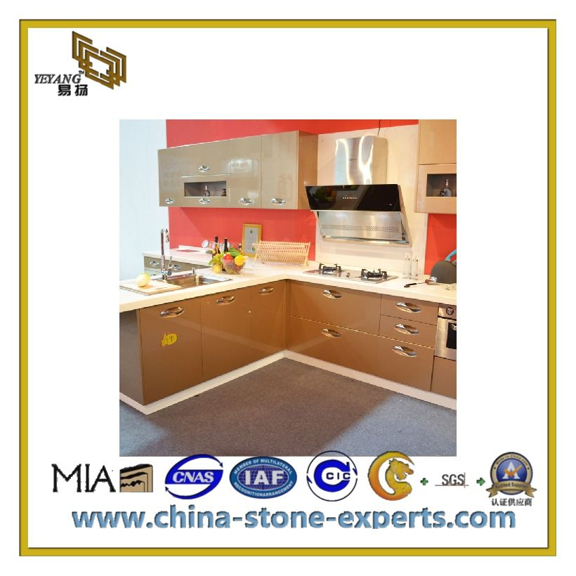 Best Pure White Quartz Countertop For Kitchen And Bathroom Yqc 400 x 300