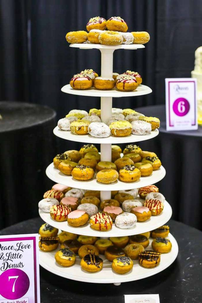 January Akron Bridal Show Cake Designs and Winners Cool