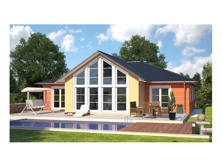 Passivhaus bungalow  103 best Bungalows images on Pinterest | Bungalow, Bungalows and ...