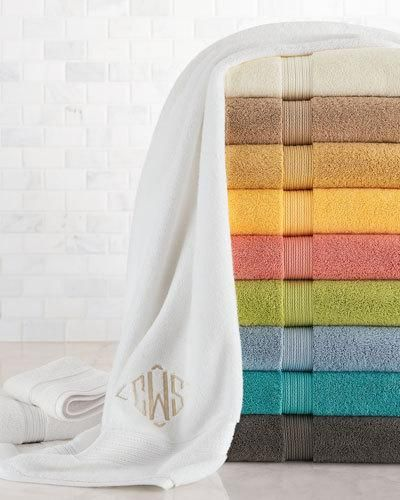 H6jr4 Six Piece Essentials Towel Set Patterned Bath Towels Custom Towel Towel