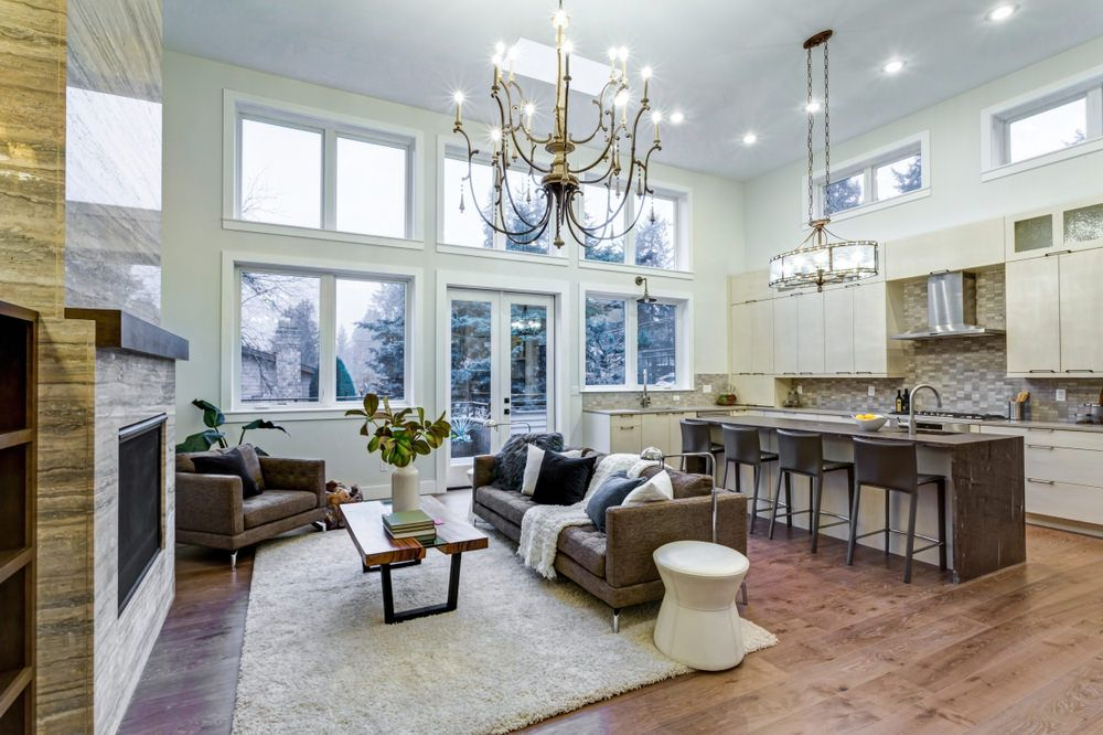 48 Open Concept Kitchen Living Room And Dining Room Floor Plan Ideas Open Concept Kitchen Living Room Layout Open Concept Kitchen Living Room Dining Furniture Makeover
