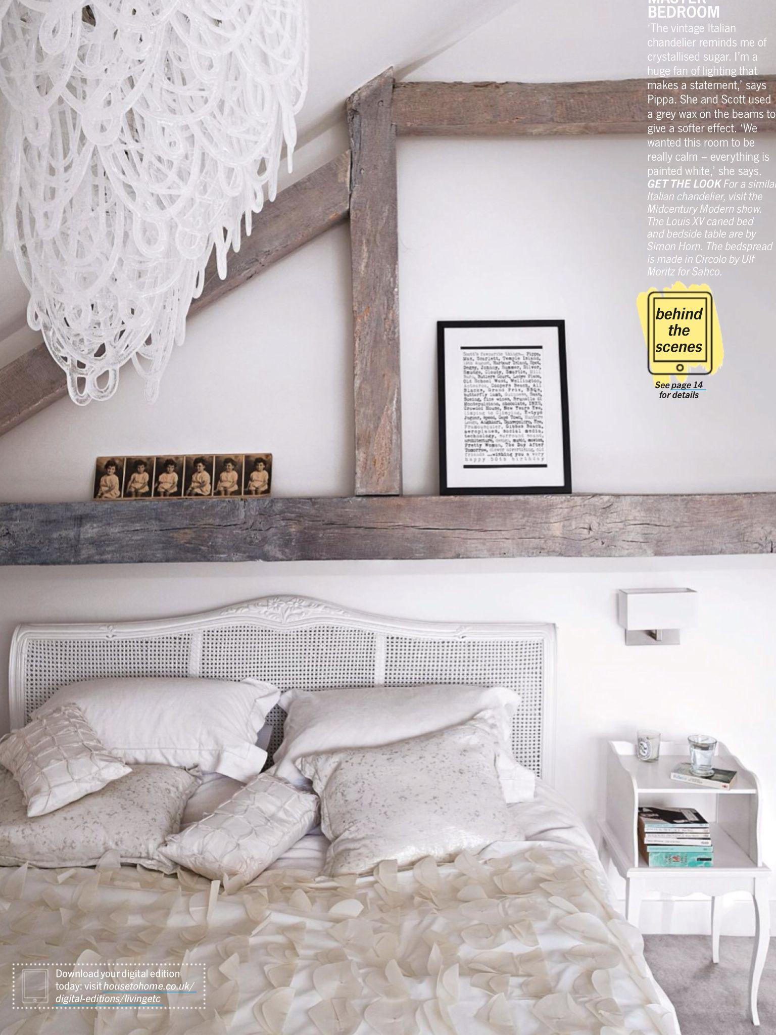 Épinglé par EE O\'Brien Style sur Bedrooms | Pinterest