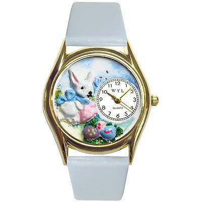Other wholesale wristwatches 40133 easter eggs silver watch small other wholesale wristwatches 40133 easter eggs silver watch small gold style whimsical unique holiday gifts negle Images