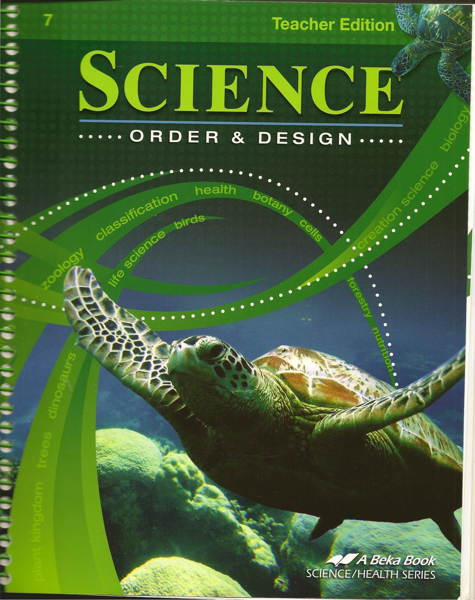 Abeka Science Teacher S Edition Second Harvest Curriculum Abeka 6th Grade Science Science [ 2001 x 1584 Pixel ]