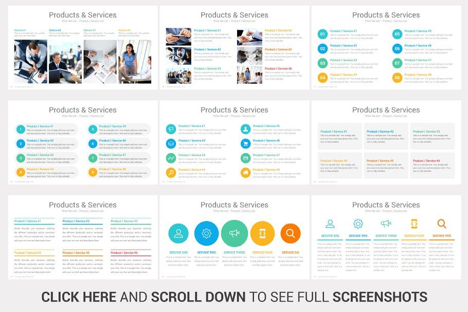 Investors PowerPoint Pitch Decks Marketing icon, Web
