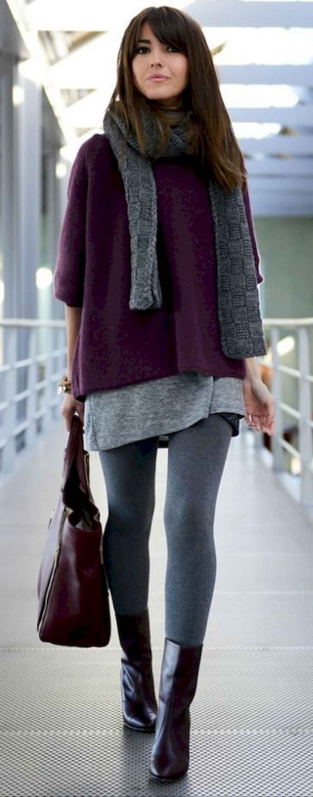 dress with leggings style
