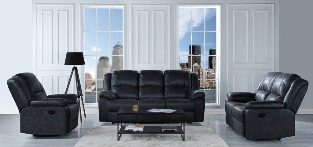 Just Want To Purchase Bramhall Oversize And Overstuffed Recliner 3 Piece Living Room Set By Winst Living Room Recliner 3 Piece Living Room Set Living Room Sets #overstuffed #living #room #sets
