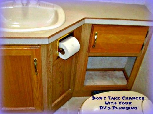 The Best Ways to Prevent RV Plumbing Problems | Plumbing problems ...