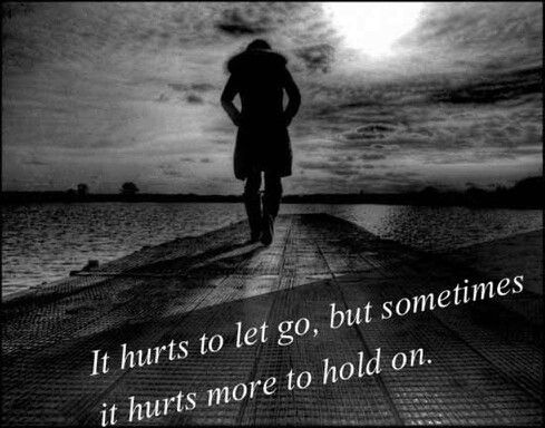 Sad Quote. Love Hurts ...