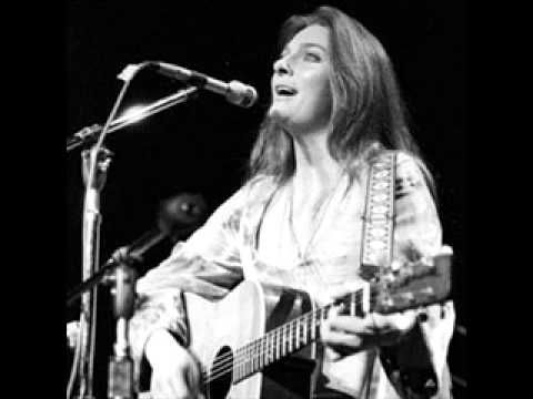 City Of New Orleans By Judy Collins Folk Music Singer One Traditional Music