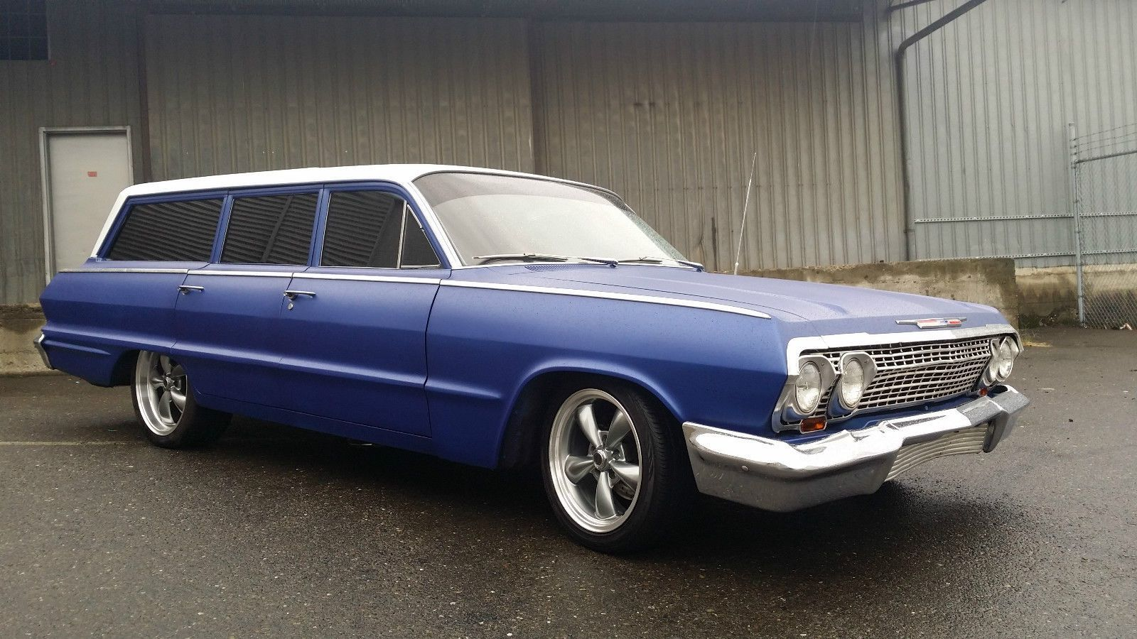 '63 Chevrolet Biscayne Wagon